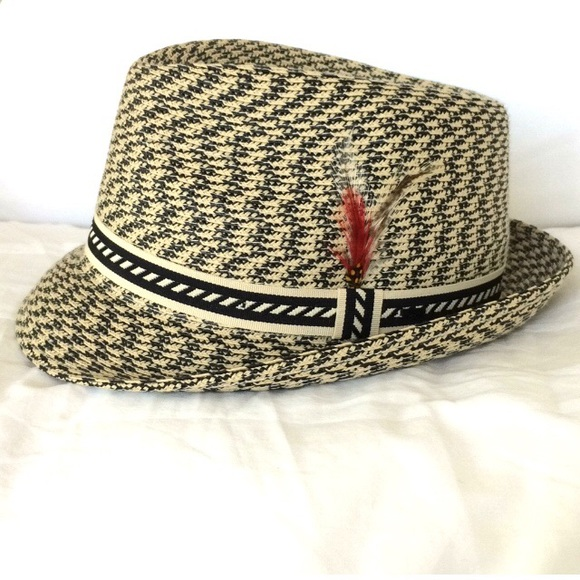 Bailey Of Hollywood Accessories - Bailey Mannes Braided Fedora in Natural  Multi b5dcc3f4b18